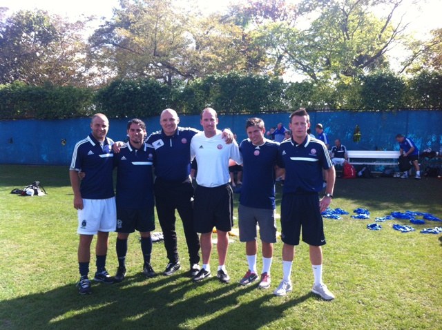 Current or Former Springfield Demize Players Receive NSCAA Diplomas