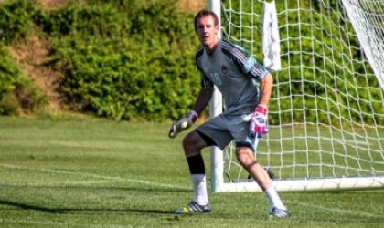 Springfield Demize PDL and PASL player signs with New England Revolution in the Major League Soccer