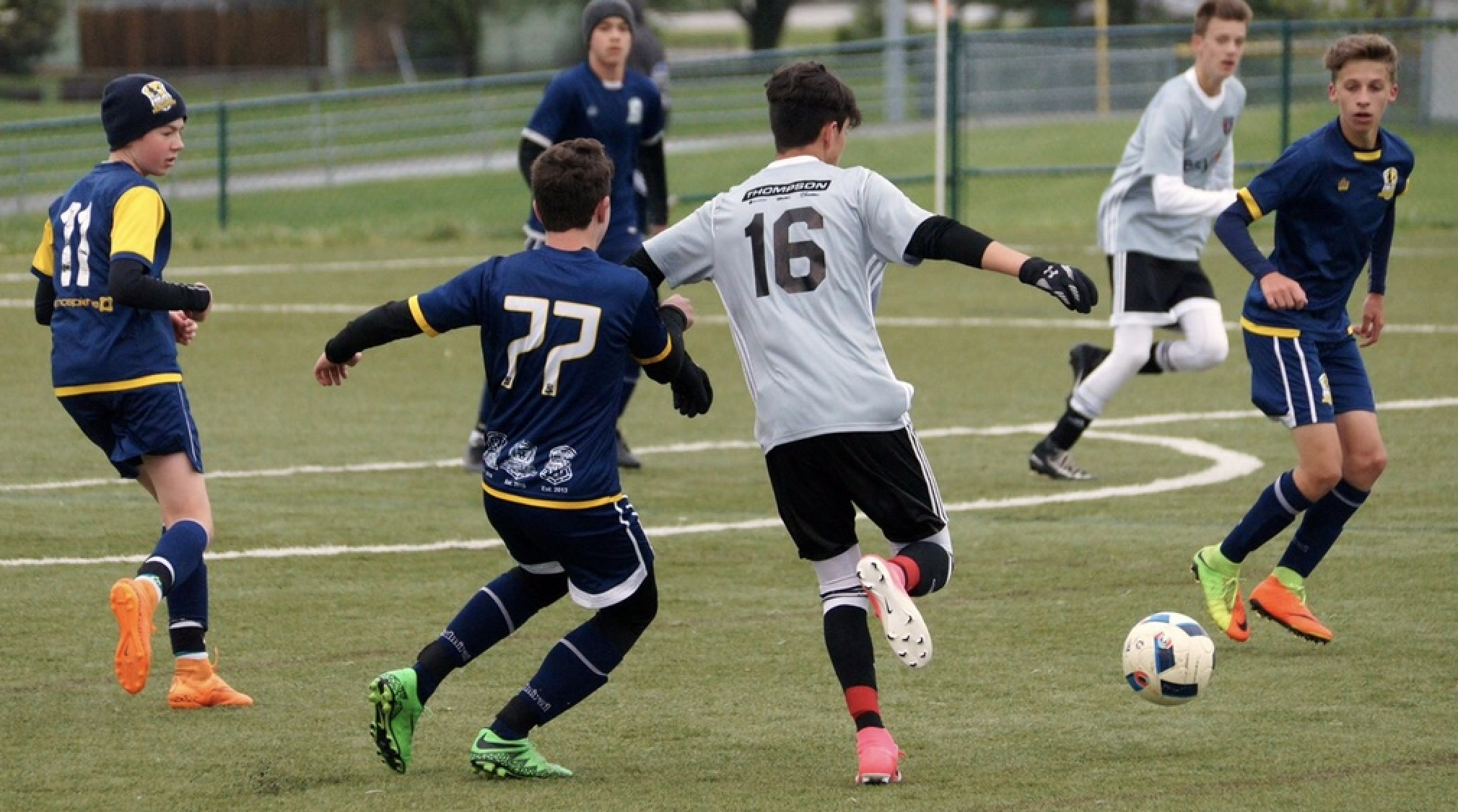Demize U15 and U17 boys make finals at CCDP tournament